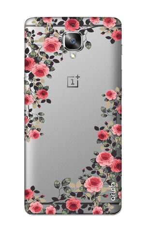 Floral French OnePlus 3 Cases & Covers Online