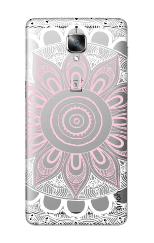 Pink Mandala OnePlus 3 Cases & Covers Online
