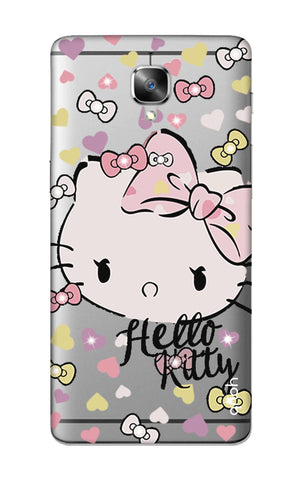 Bling Kitty OnePlus 3 Cases & Covers Online