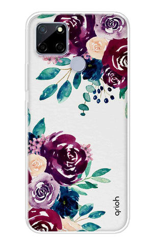 Magnificent Floral Case Realme C12 Cases & Covers Online