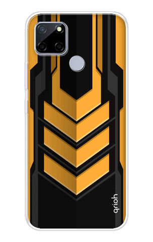 Futuristic Arrow Case Realme C12 Cases & Covers Online