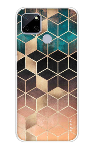 Bronze Texture Case Realme C12 Cases & Covers Online