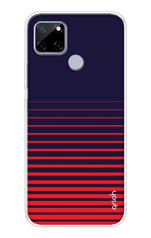Ascending Stripes Case Realme C12 Cases & Covers Online