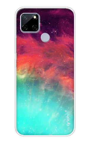 Colorful Aura Case Realme C12 Cases & Covers Online