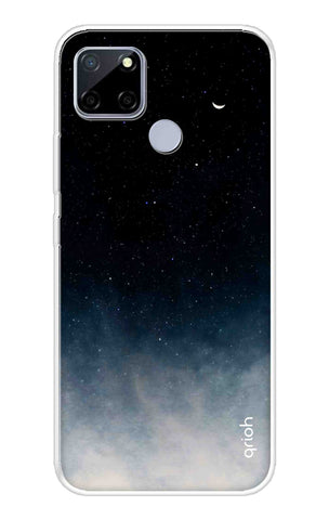 Black Aura Case Realme C12 Cases & Covers Online