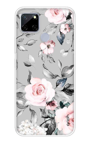 Gloomy Roses Case Realme C12 Cases & Covers Online