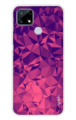 Purple Diamond Realme Narzo 20 Cases & Covers Online