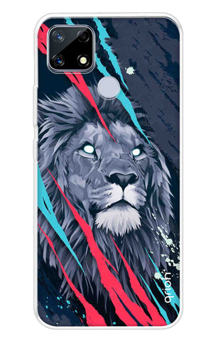 Beast Lion Realme Narzo 20 Cases & Covers Online
