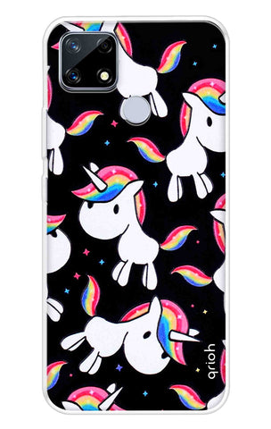 Colourful Unicorn Realme Narzo 20 Cases & Covers Online