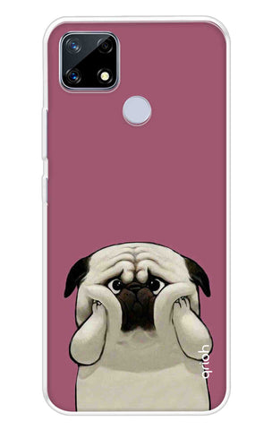 Chubby Dog Case Realme Narzo 20 Cases & Covers Online