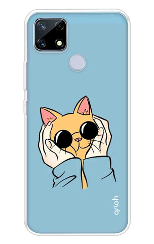 Adorable Kitty Case Realme Narzo 20 Cases & Covers Online