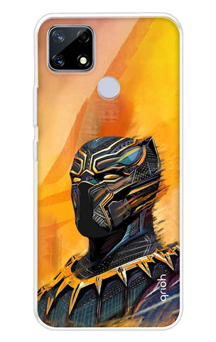 Wakanda Warrior Case Realme Narzo 20 Cases & Covers Online