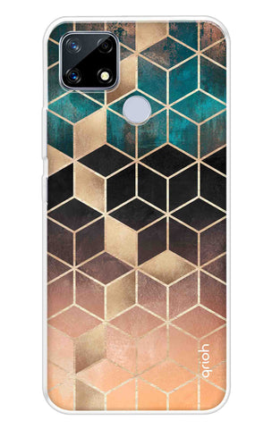 Bronze Texture Case Realme Narzo 20 Cases & Covers Online