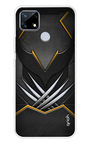 Black Warrior Case Realme Narzo 20 Cases & Covers Online