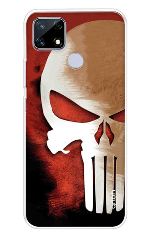 Red Skull Case Realme Narzo 20 Cases & Covers Online