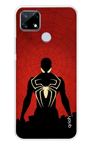 Mighty Superhero Case Realme Narzo 20 Cases & Covers Online