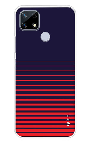 Ascending Stripes Case Realme Narzo 20 Cases & Covers Online