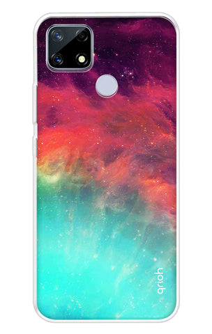 Colorful Aura Case Realme Narzo 20 Cases & Covers Online