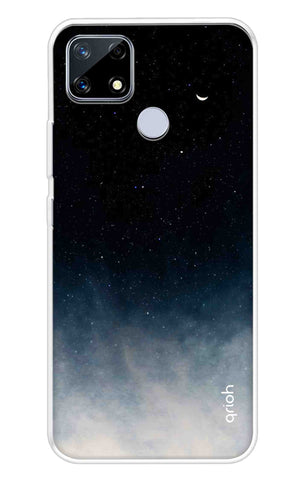 Black Aura Case Realme Narzo 20 Cases & Covers Online