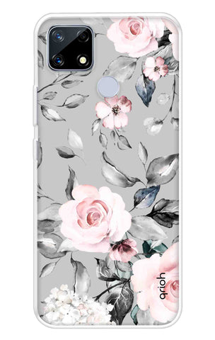 Gloomy Roses Case Realme Narzo 20 Cases & Covers Online
