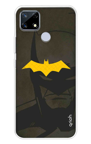 Batman Mystery Realme Narzo 20 Cases & Covers Online
