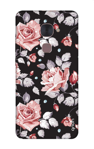 Shabby Chic Floral LeTV Le 2 Cases & Covers Online