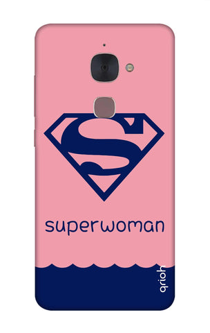 Be a Superwoman LeTV Le 2 Cases & Covers Online