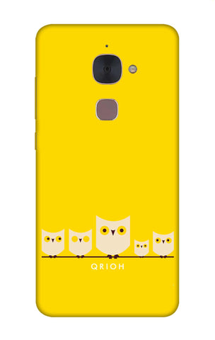 Owl Family LeTV Le 2 Cases & Covers Online