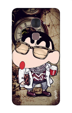Nerdy Shinchan LeTV Le 2 Cases & Covers Online