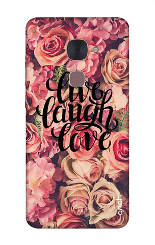 Floral Live, Laugh, Love LeTV Le 2 Cases & Covers Online