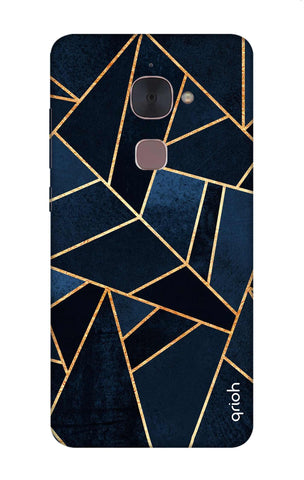 Abstract Navy LeTV Le 2 Cases & Covers Online