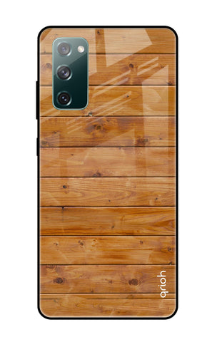 Timberwood Samsung Galaxy S20 FE Glass Cases & Covers Online