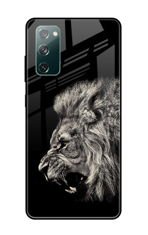 Brave Lion Samsung Galaxy S20 FE Glass Cases & Covers Online