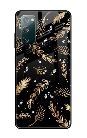Autumn Leaves Samsung Galaxy S20 FE Glass Cases & Covers Online