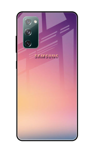 Lavender Purple Samsung Galaxy S20 FE Glass Cases & Covers Online