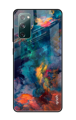 Cloudburst Samsung Galaxy S20 FE Glass Cases & Covers Online