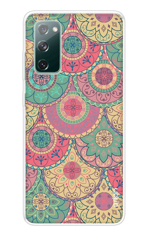 Colorful Mandala Samsung Galaxy S20 FE Cases & Covers Online