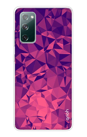 Purple Diamond Samsung Galaxy S20 FE Cases & Covers Online