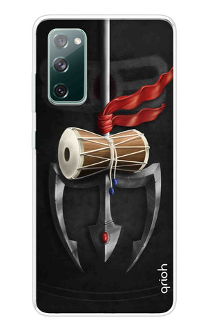 Mahadev Trident Samsung Galaxy S20 FE Cases & Covers Online