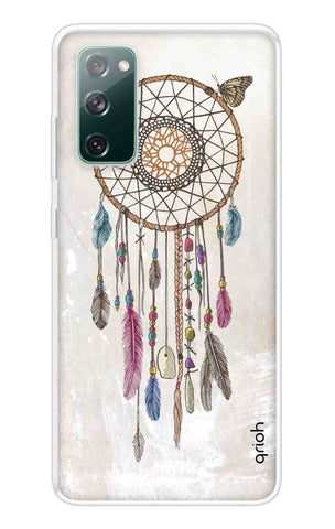 Butterfly Dream Catcher Samsung Galaxy S20 FE Cases & Covers Online