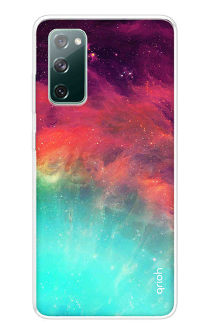 Colorful Aura Case Samsung Galaxy S20 FE Cases & Covers Online