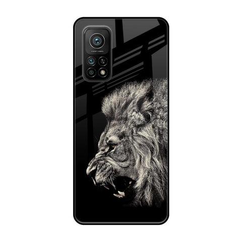 Brave Lion Xiaomi Mi 10T Glass Cases & Covers Online