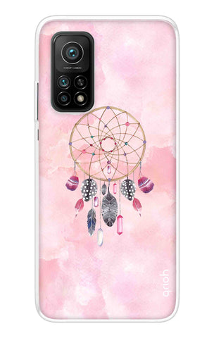 Pink Dreamcatcher Xiaomi Mi 10T Cases & Covers Online