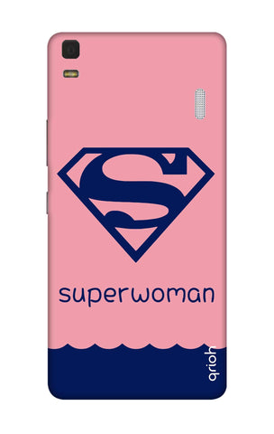 Be a Superwoman Lenovo K3 Note Cases & Covers Online