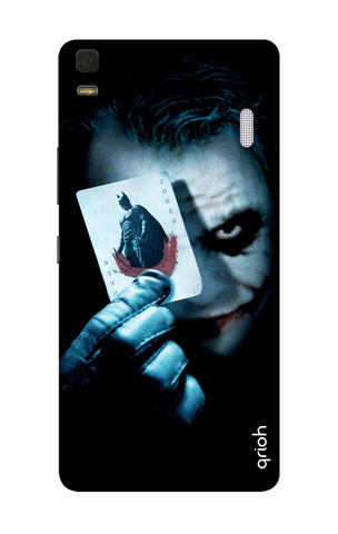 Joker Hunt Lenovo K3 Note Cases & Covers Online
