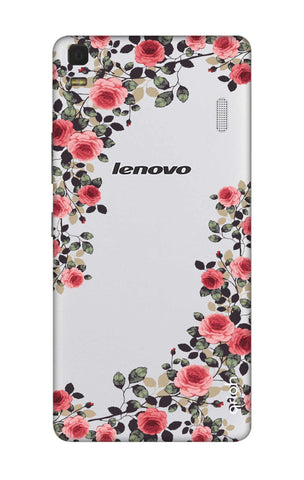 Floral French Lenovo K3 Note Cases & Covers Online