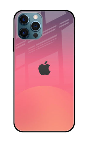 Sunset Orange iPhone 12 Pro Glass Cases & Covers Online