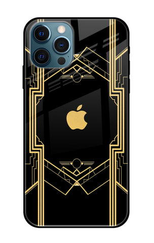 Sacred Logo iPhone 12 Pro Glass Cases & Covers Online