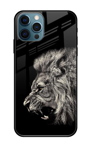 Brave Lion iPhone 12 Pro Glass Cases & Covers Online