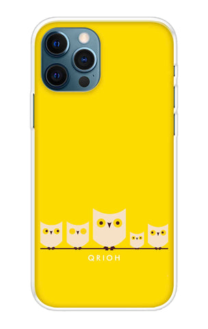 Owl Family iPhone 12 Pro Cases & Covers Online